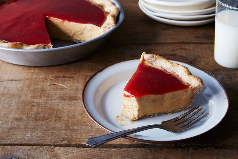 Peanut Butter Jelly Pies