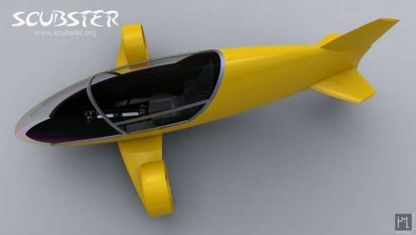 Pocket Pedal-Powered Submarines