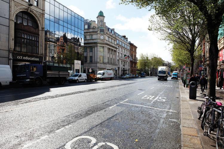 Pedestrian-Focused City Plans