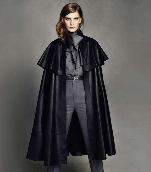 Dramatically Elegant Fashion