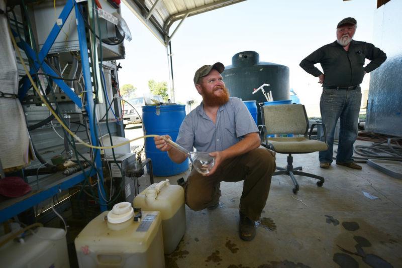 Urine-Based Fertilizers