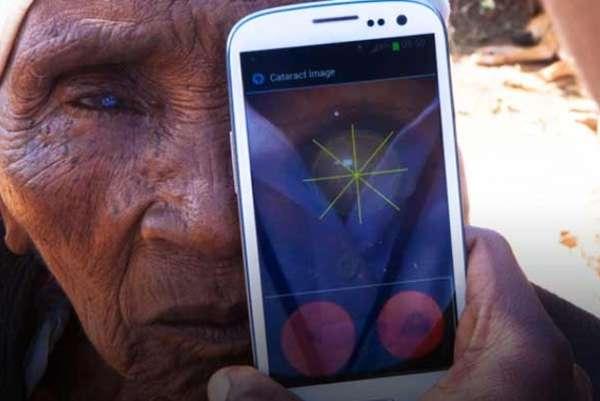 Eye-Scanning Apps