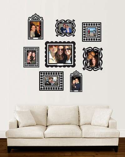 Peel and Stick Picture Frames
