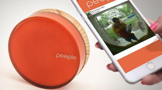 Peephole WiFi Cameras