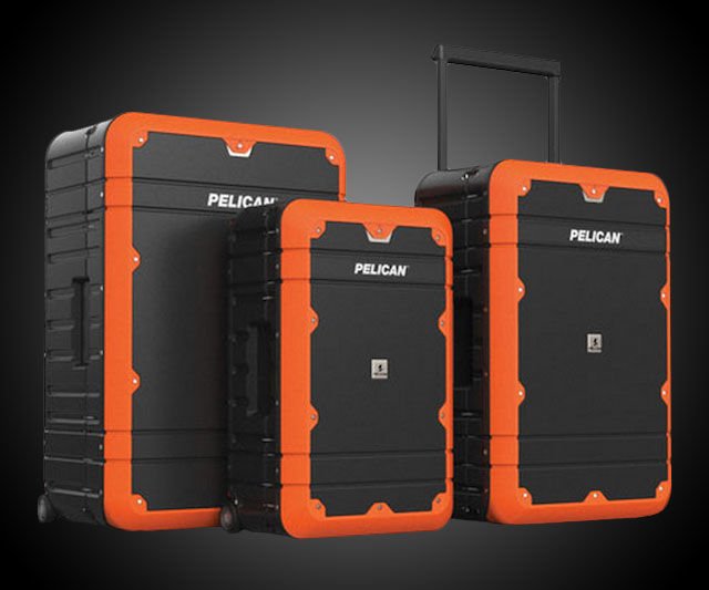 Waterproof Unbreakable Luggage