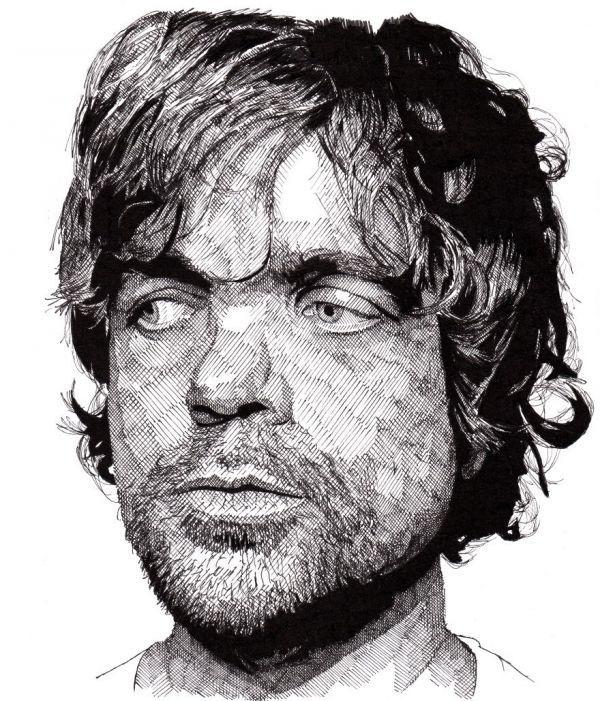 Pop Culture Pen Portraits