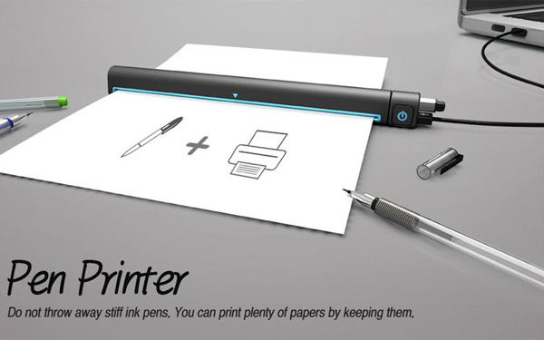 Ballpoint Pen Printers
