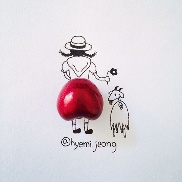Cartoon Object Illustrations