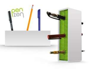 Peace-Producing Pen Storage