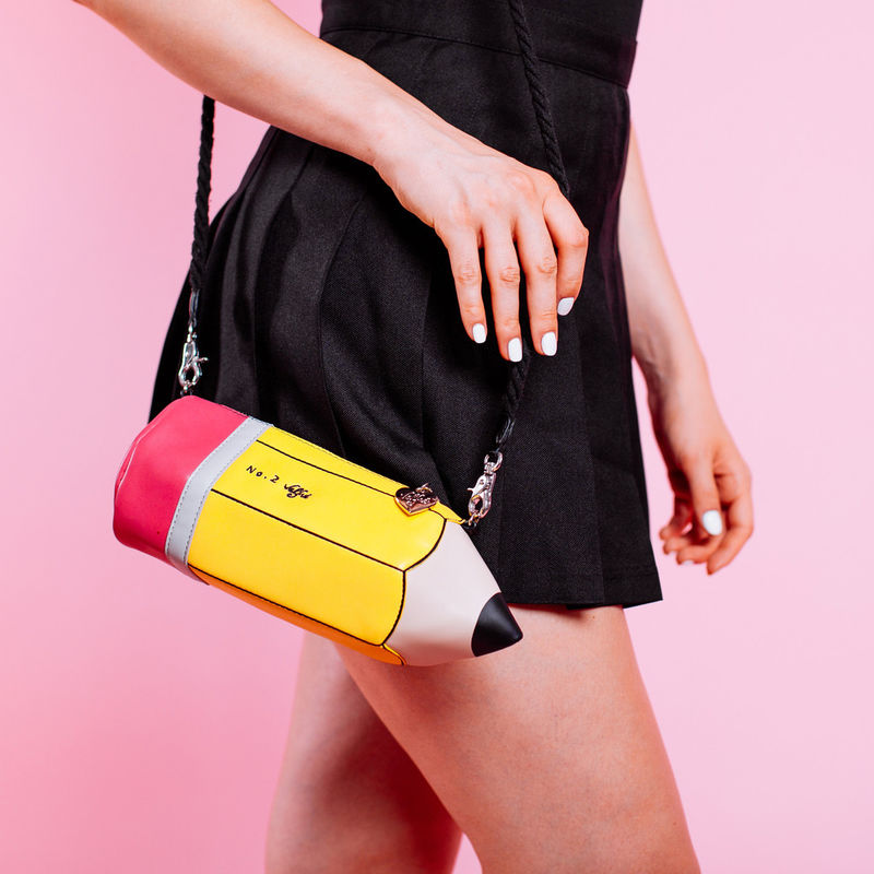 Quirky Pencil Purses