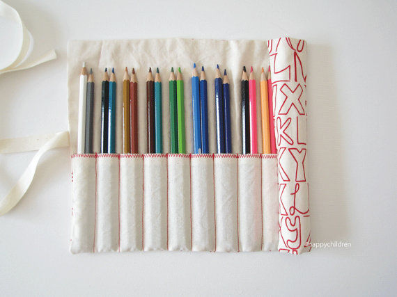 Rollable Pencil Carriers