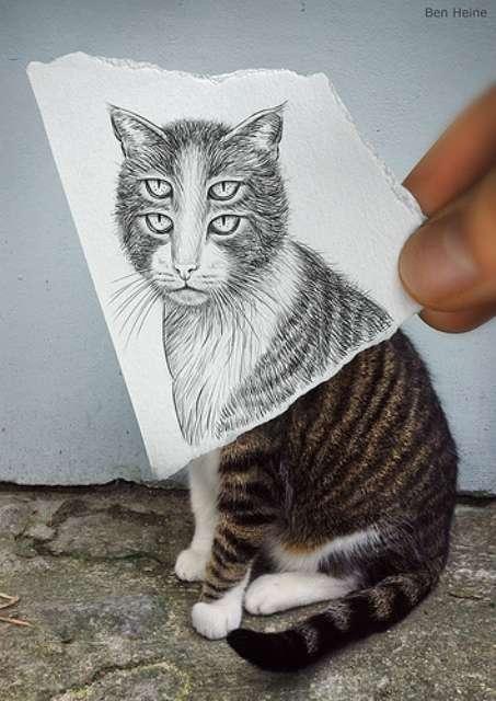 Sketchy Photo Mashups