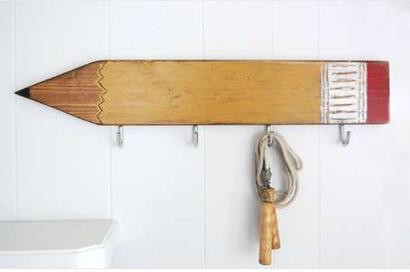 Pencil Wall Hook