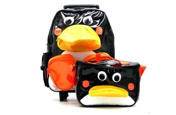 Penguin Insulated Lunch Bag