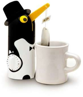 Hands-Free Timed Tea