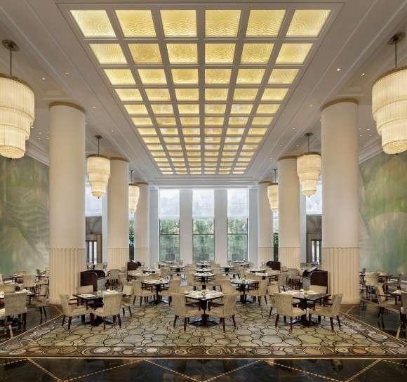 Glamorous Spa Hotels