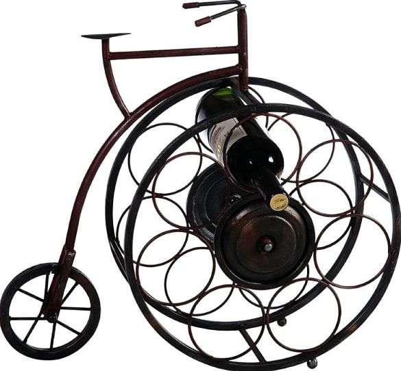 Cyclist Vino Holders