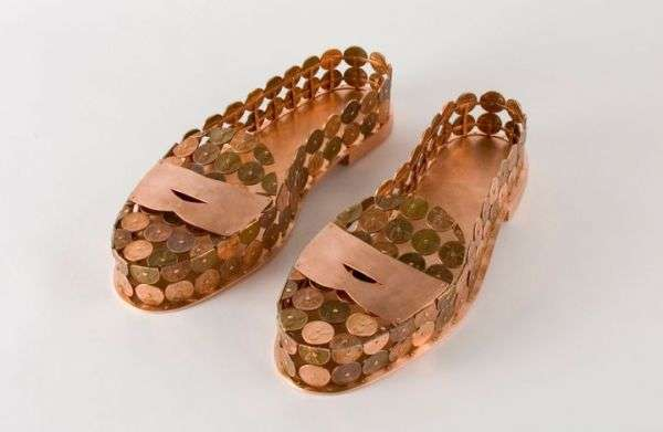 Penny Loafers by Sonya Clark