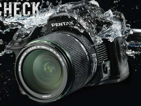 Waterproof Warrior DSLRs