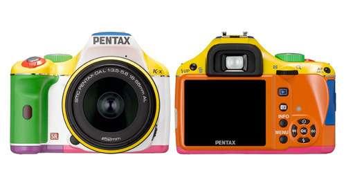 Chromatic Cameras