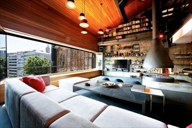 Palatial Penthouse Lofts