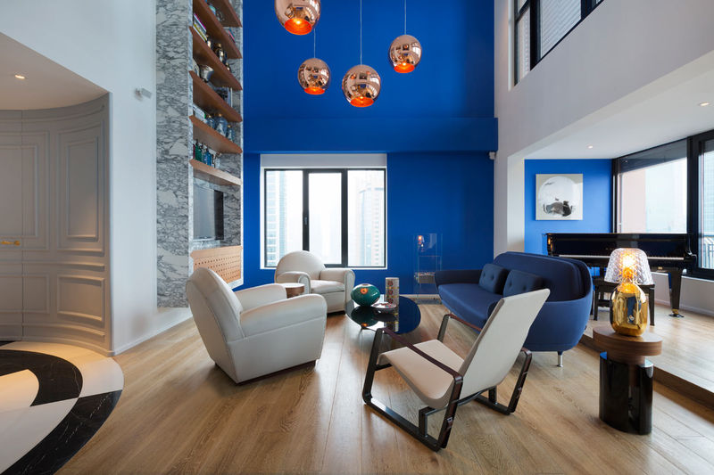 Multi-Level Loft Residences