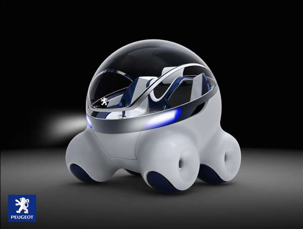 peogeot bubble car