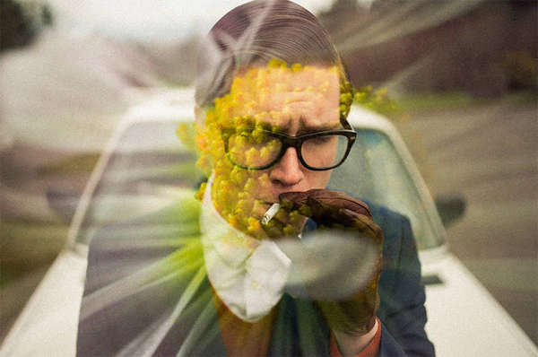 Stunning Double-Exposure Photography