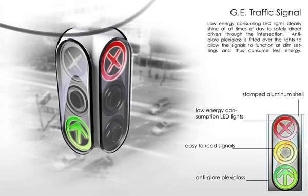 GE Traffic Lights