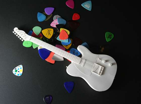 DIY Papercraft Instruments