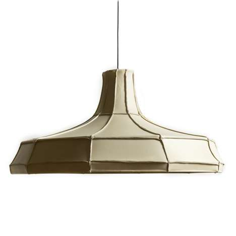 Luxurious Leather Lampshades