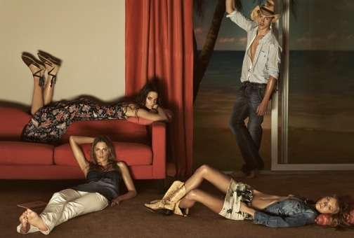 Chillaxin' Denim Campaigns