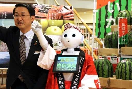 Friendly Retail Robots