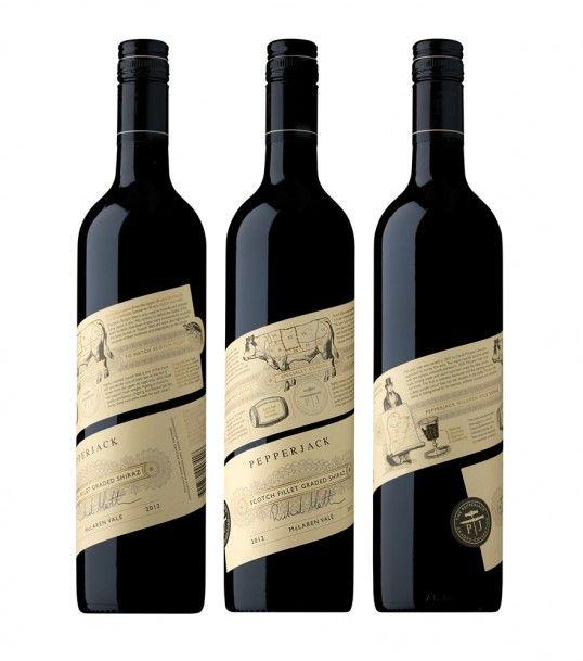 Explicit Wine-Paired Branding