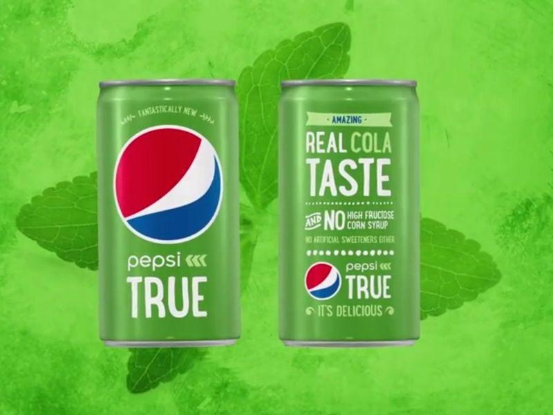 Naturally Sweetened Sodas