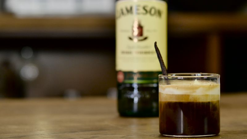 The Perfect Jameson Irish Coffee