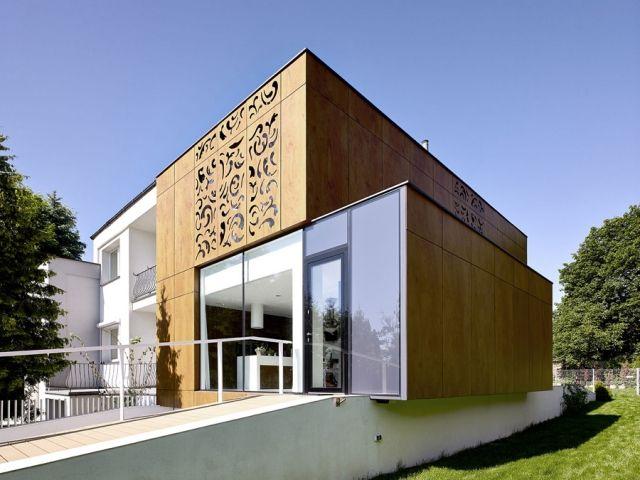 Modernized Baroque Housing