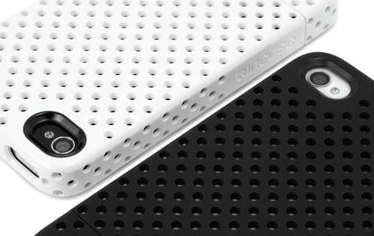 Perforated Phone Covers