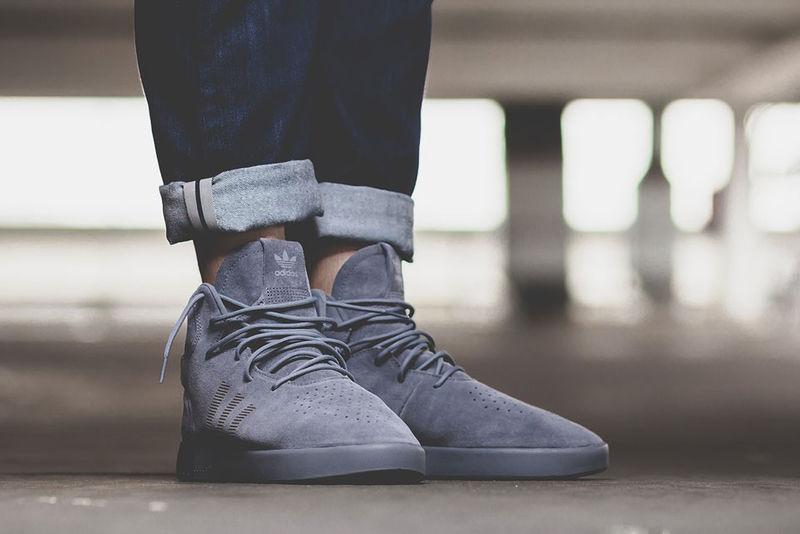 Tubular Perforated Sneakers