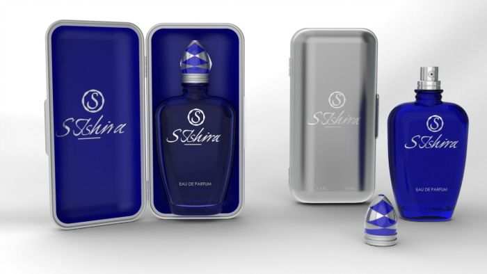 Elegantly Cased Fragrances