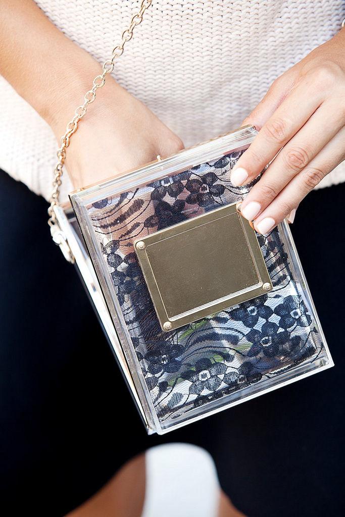 DIY Perfume Purses