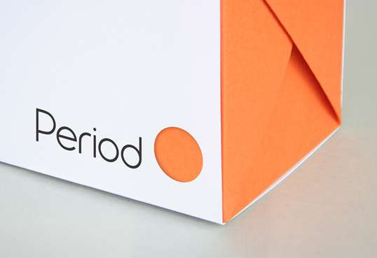 period packaging