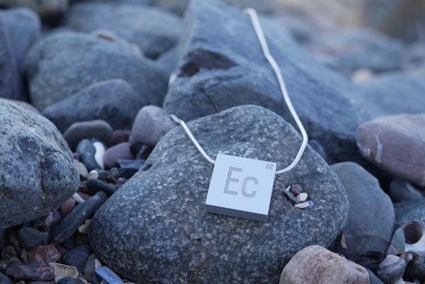 Periodic Element Jewerly