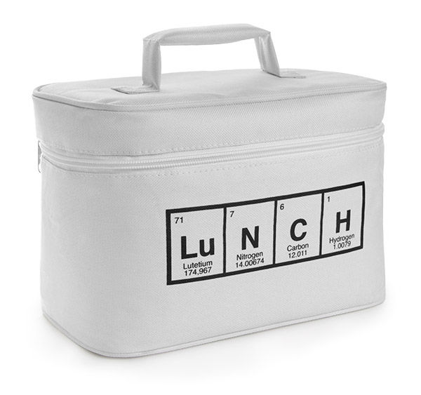 Chemistry-Loving Lunch Carriers