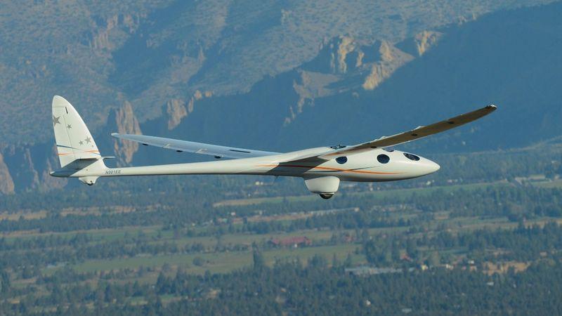 Super-Altitude Gliders