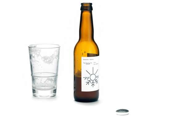 Temperature-Boasting Brew Branding