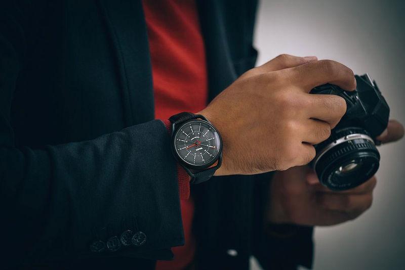Visual Calendar Timepieces