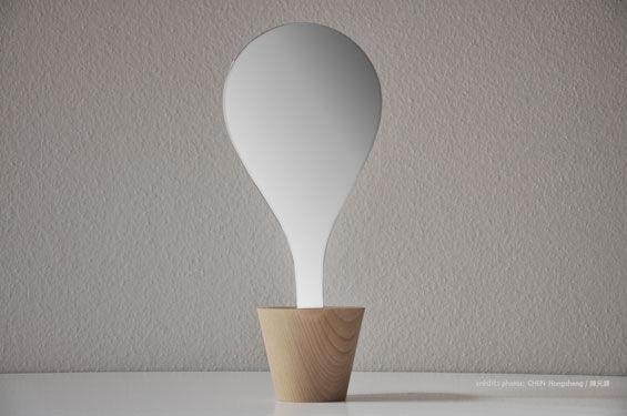 Flower-Pot-Copying Reflectors