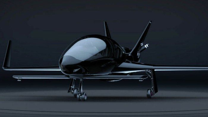 Sophisticated Personal Aircrafts