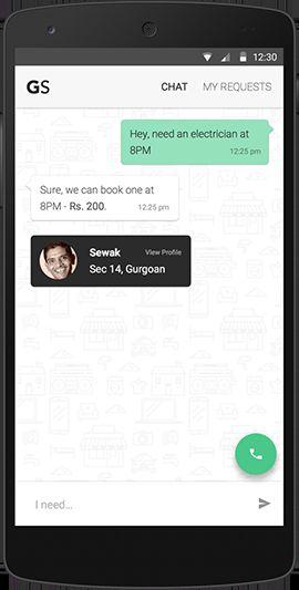 Personal Concierge Apps